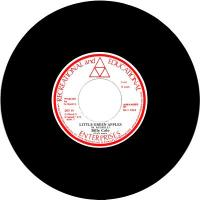 BILLY COLE - Little Green Apples / Mystic Mood : 7inch