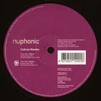 CULTURAL MAMBO - Docking In Outer Space : 12inch