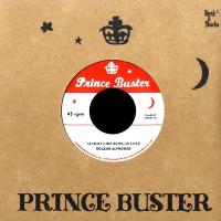 ROLAND ALPHONSO / PRINCE BUSTER'S ALL STARS - Almost Like Being In Love (Alternate Take) / Pink Night (Unreleased) : ROCK A SHACKA (JPN)
