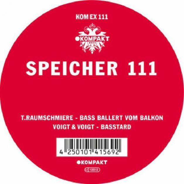 T.RAUMSCHMIERE / VOIGT & VOIGT - Speicher 111 : 12inch