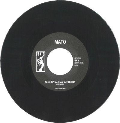 MATO - Also Sprach Zarathustra / Maiden Voyage : STIX (FRA)