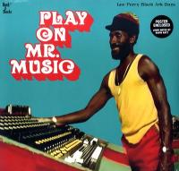 LEE PERRY BLACK ARK DAYS - Play On Mr. Music LP : ROCK A SHACKA (JPN)