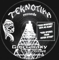 GIGI GALAXY - Reissue : 12inch
