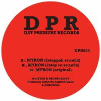 GROOVE CHRONICLES - Myron Refixes : 12inch