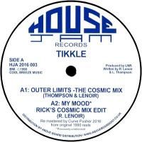 TIKKLE - Outer Limits : 12inch