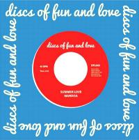 MANDISA - Summer Love : 7inch