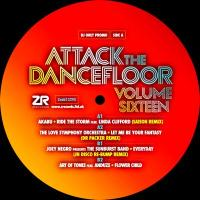 VARIOUS ARTISTS - Attack The Dancefloor Vol.16 : 12inch
