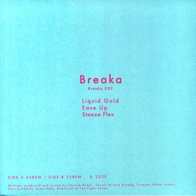 BREAKA - Breaka 002 : BREAKA (UK)