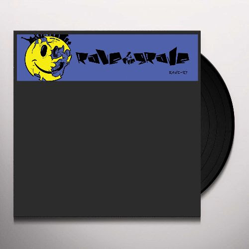RAVE 2 THE GRAVE - Pacific State / Adrenaline : 12inch