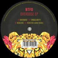 NTFO - Overdose EP : 12inch
