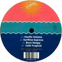 COOPER SAVER - Pacific Visions : INTERNASJONAL (NOR)