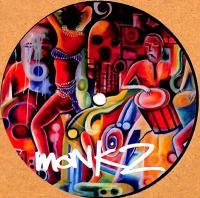 THATMANMONKZ - THEM THANGS EP : 12inch