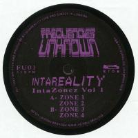 INTAREALITY - INTAZONEZ VOL 1 : FREQUENCIES UNKNOWN (UK)