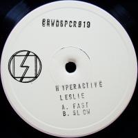 HYPERACTIVE LESLIE - Al.go.ritm : 12inch