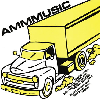 AMM - Ammmusic : LP