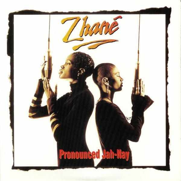 ZHANÉ - Pronounced Jah-Nay : 2LP