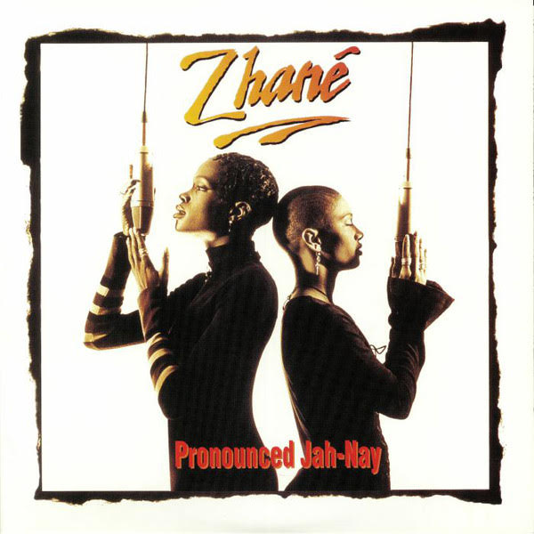 ZHAN? - Pronounced Jah-Nay : MOTOWN (UK)