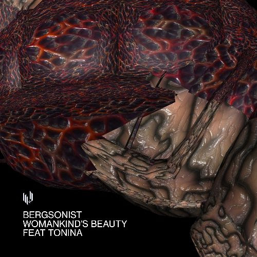 BERGSONIST - Womankind's Beauty ft Tonina : 12inch