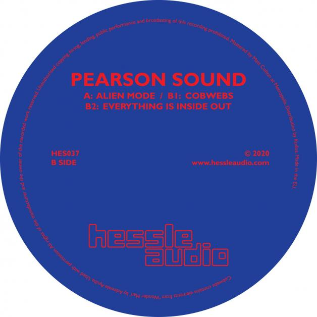 PEARSON SOUND - Alien Mode : HESSLE AUDIO (UK)