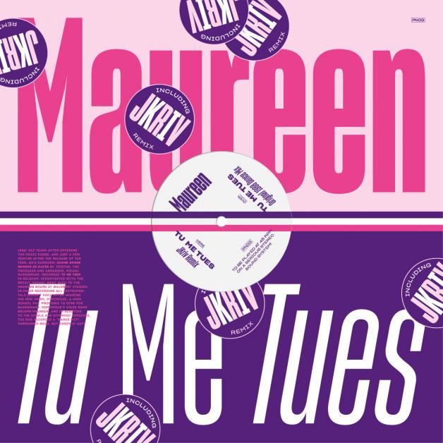 MAUREEN - TU ME TUES : 12inch