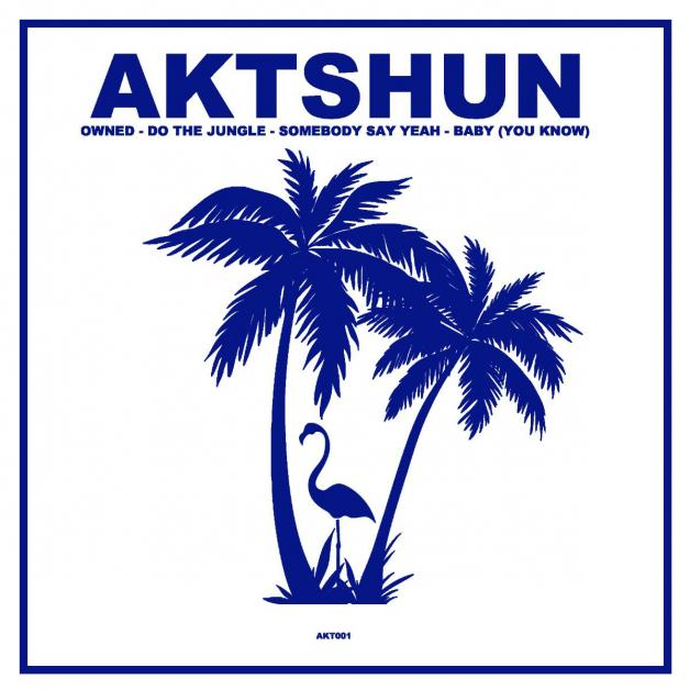 AKTSHUN - AKT001 : 12inch