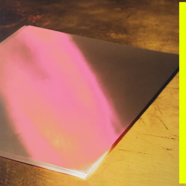 SHELLEY PARKER & PEDER MANNERFELT - Decouple ][ Series : 12inch+DL