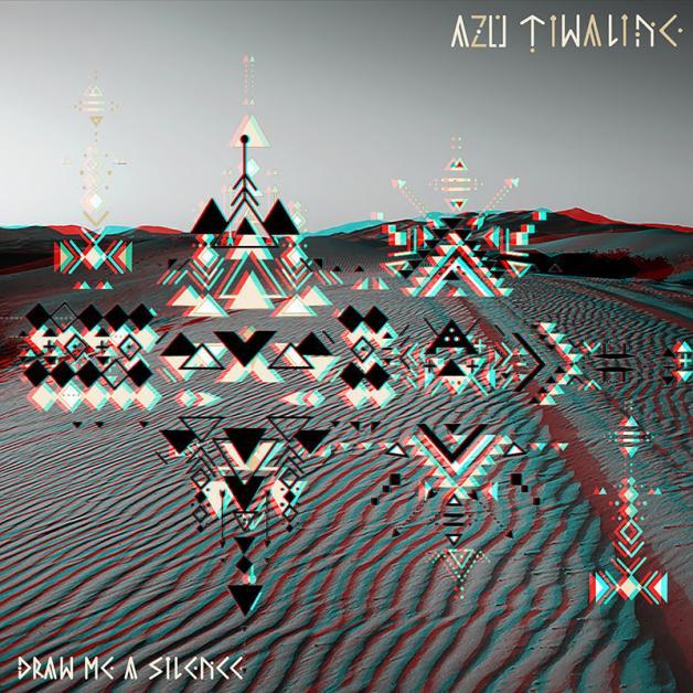 AZU TIWALINE - Draw Me a Silence : 2×12inch