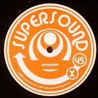 JEAN-MICHEL JARRE / MOTOWN SOUNDS - Arpegiator / Bad Mouthin : SUPERSOUND (UK)