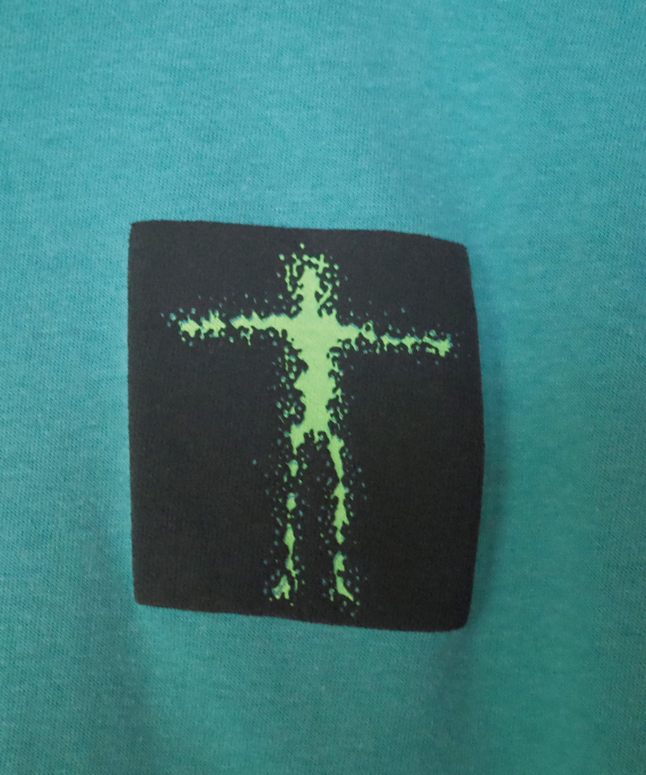 CHILL MOUNTAIN - ChillMountain / メチャColor Drops WASH GREEN Size M : WEAR gallery 1