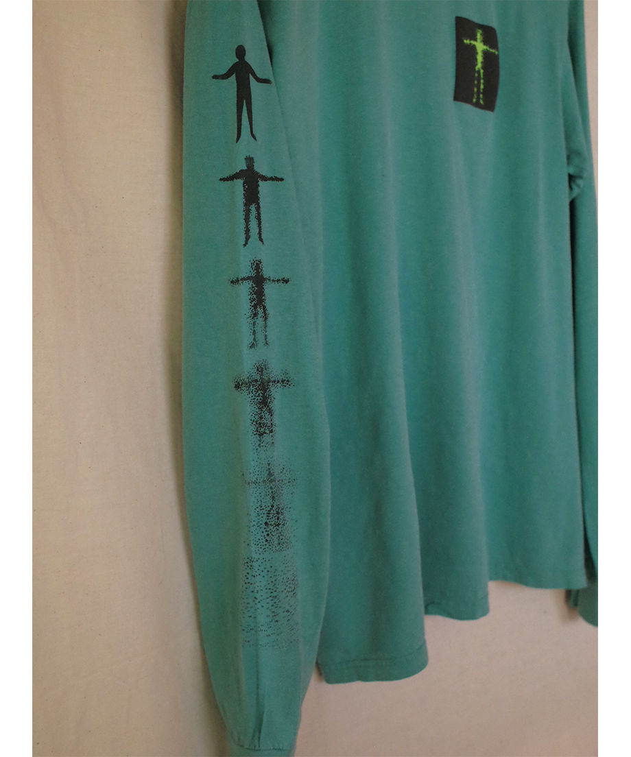 CHILL MOUNTAIN - ChillMountain / メチャColor Drops WASH GREEN Size M : WEAR gallery 0