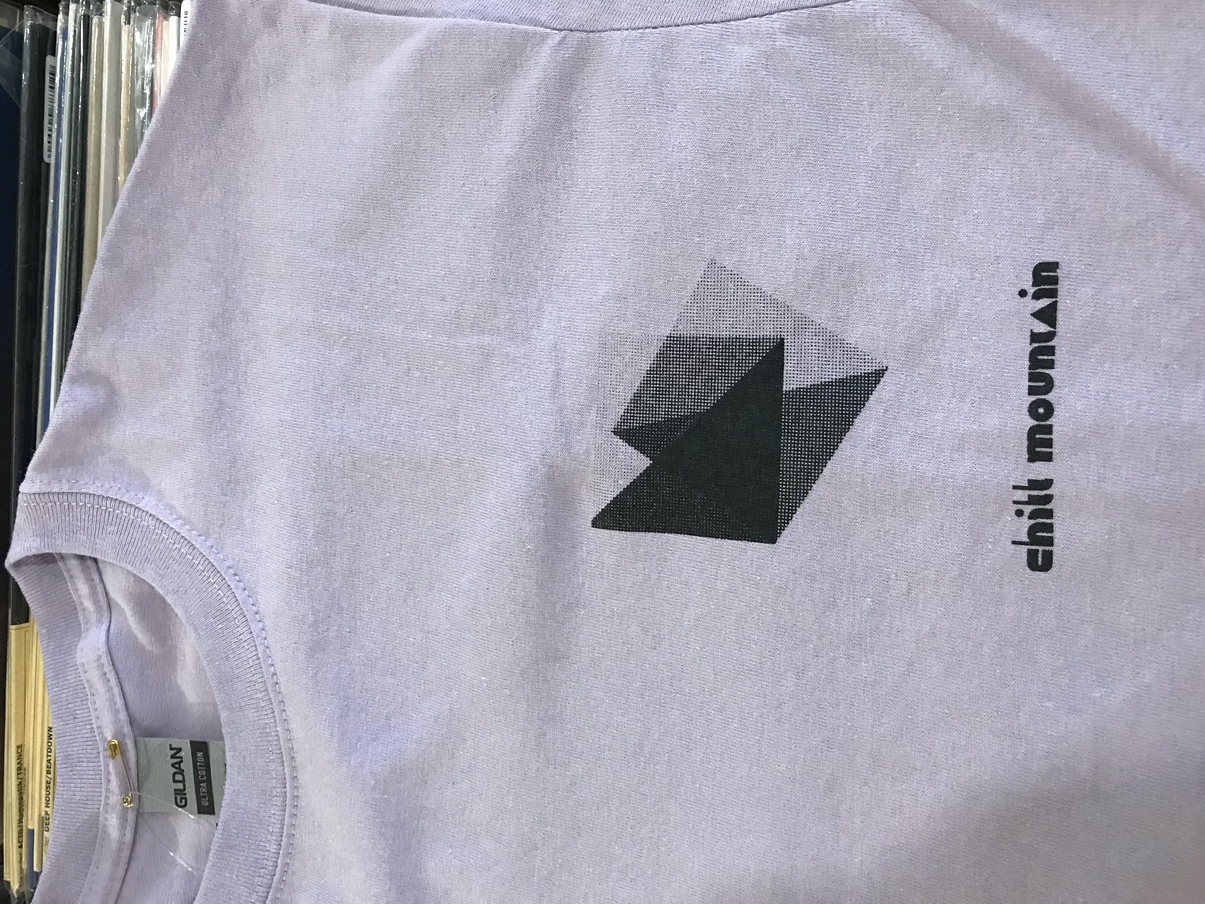 CHILL MOUNTAIN - chillmountain / Liquidanz T-shirts  LAVENDER Size L : WEAR gallery 2