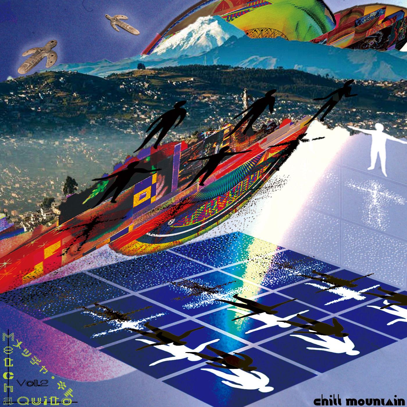 CHILL MOUNTAIN - ChillMountain / メチャColor Drops WASH BLUE Sizd L : WEAR gallery 2