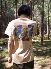 CHILL MOUNTAIN - ??Zooperitual?? T-shirts Size M : CHILL MOUNTAIN (JPN)