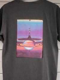 CHILL MOUNTAIN - chillmountain / Liquidanz​ T-shirts BLACK Size M : CHILL MOUNTAIN (JPN)