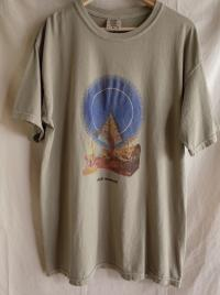 CHILL MOUNTAIN - Todobien T-shirts  WASH KHAKI Size L : CHILL MOUNTAIN (JPN)