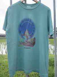 CHILL MOUNTAIN - Todobien T-shirts  WASH GREEN Size M : CHILL MOUNTAIN (JPN)