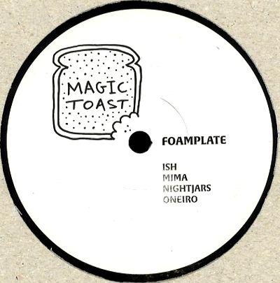 FOAMPLATE - Nightjars EP : 12inch