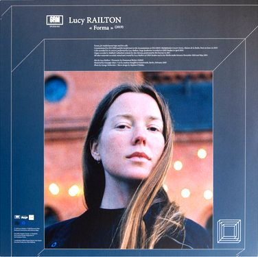 LUCY RAILTON & MAX EILBACHER - Forma / Metabolist Meter (Foster, Cottin, Caetani and a Fly) : LP+DL