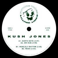 KUSH JONES - S/T : FUTURE TIMES (US)
