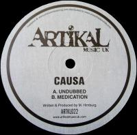 CAUSA - Undubbed EP : 12inch
