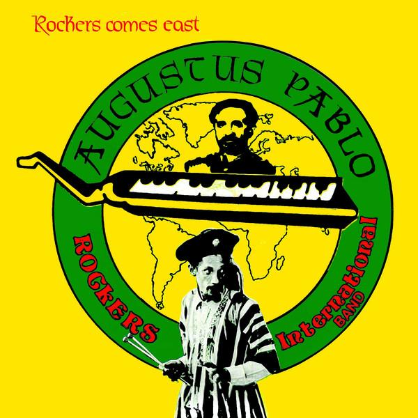 AUGUSTUS PABLO - Rockers Come East : LP