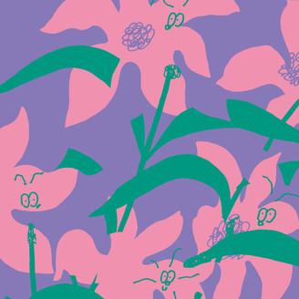 SAU POLER - Blooms : 12inch