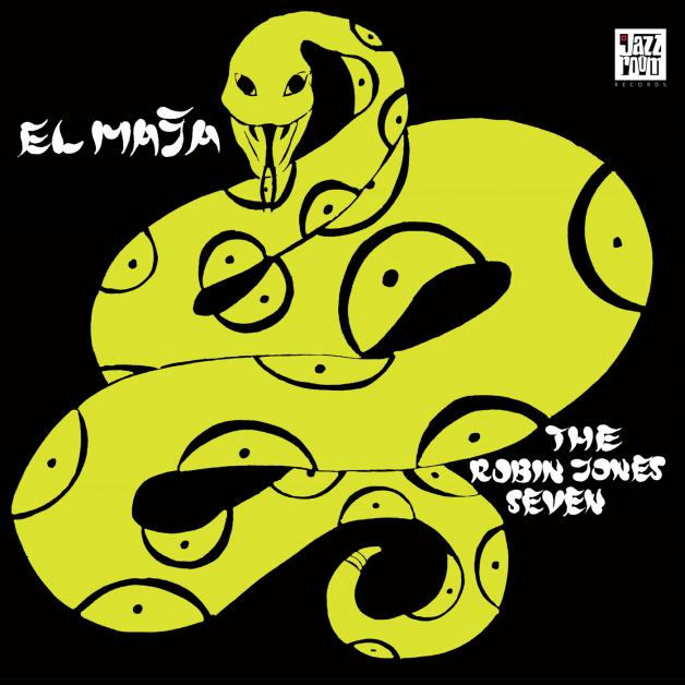 ROBIN JONES SEVEN - EL MAJA : LP