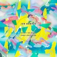 JUN KAMODA - Escape The Night / Funky Protection : 7inch