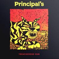 THE PRINCIPAL'S - Treacherous Dub : LP
