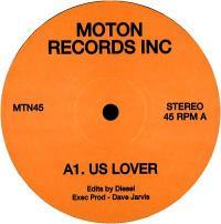 MOTON RECORDS INC - MTN45 : 12inch