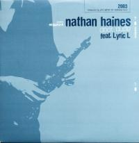 NATHAN HAINES feat. LYRIC L - Doot Dude : 12inch