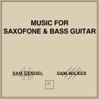 SAM GENDEL AND SAM WILKES - Music for Saxofone and Bass Guitar : LEAVING RECORDS (US)