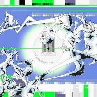 CHRISTIAN COIFFURE - A Left Undone EP : 12inch / Sleeve