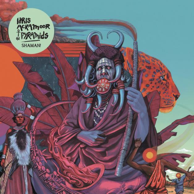 IDRIS ACKAMOOR & THE PYRAMIDS - Shaman! : 2LP